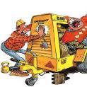 Thiếu bảo hộ lao động, tai nạn luôn rình rập