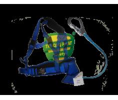 Dây an toàn bán toàn thân SSEDA có nút bấm rút dây tự động