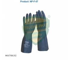 Găng tay sumitech chống axit mạnh NP-F-07