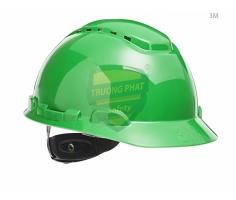 Mũ an toàn Mỹ 3M xanh