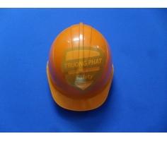 Mũ bảo hộ lao động Hàn Quốc SSEDA màu cam