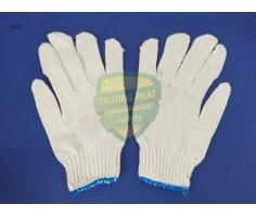 Găng tay sợi cổ xanh 40g