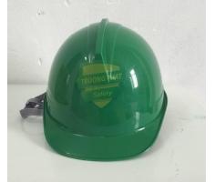 Mũ bảo hộ lao động SStop xanh green